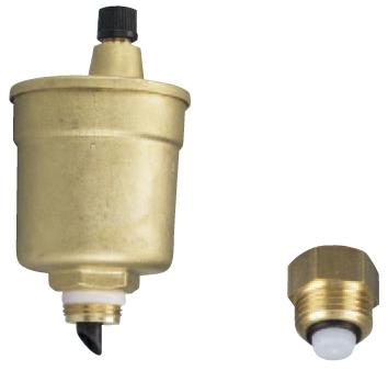 Odvzdušňovací ventil automatický